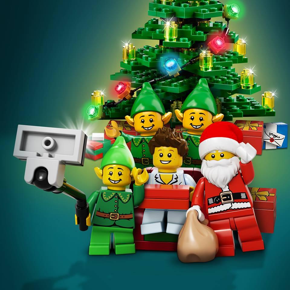 Buon #NataleLEGO a tutti!